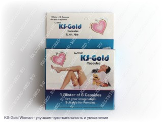 KS-Gold Woman